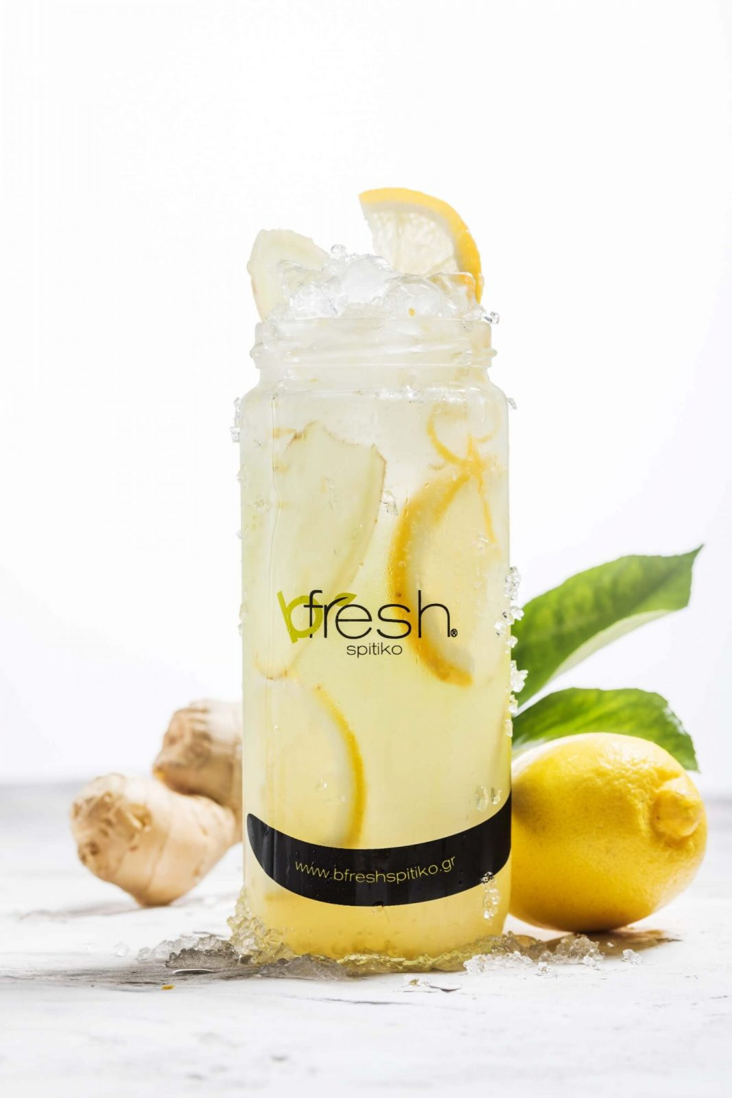 B Fresh Lemon Ginger scaled