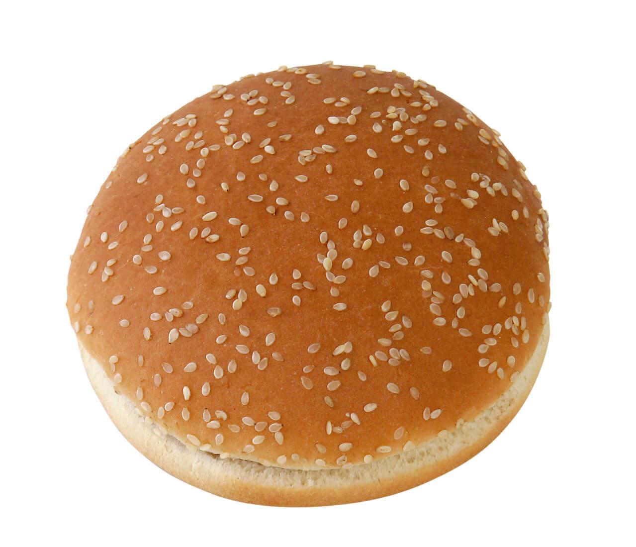 SELECT hamburger bun large sesame