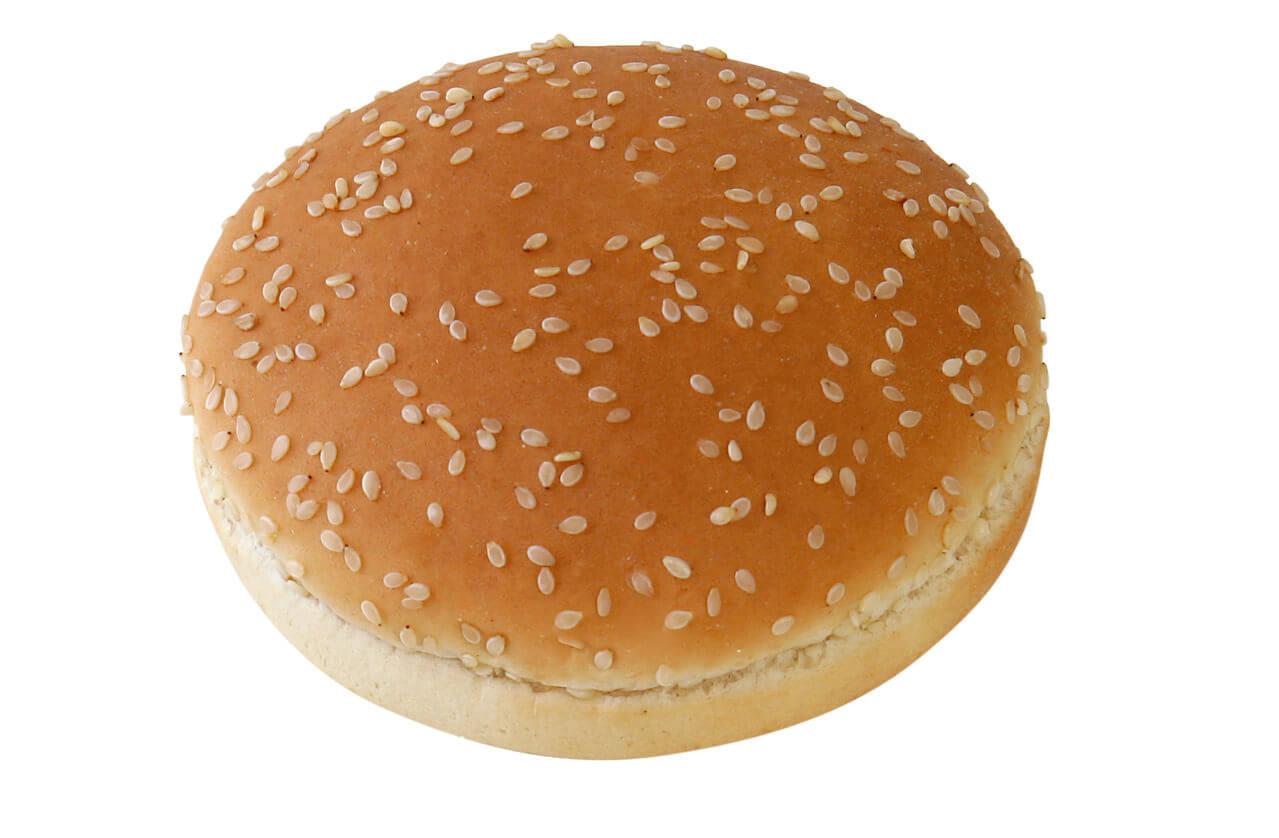 SELECT hamburger bun sesame