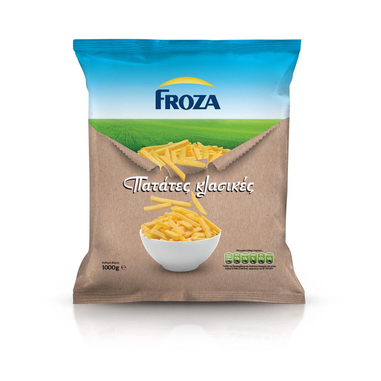 FROZA syskevasia patates