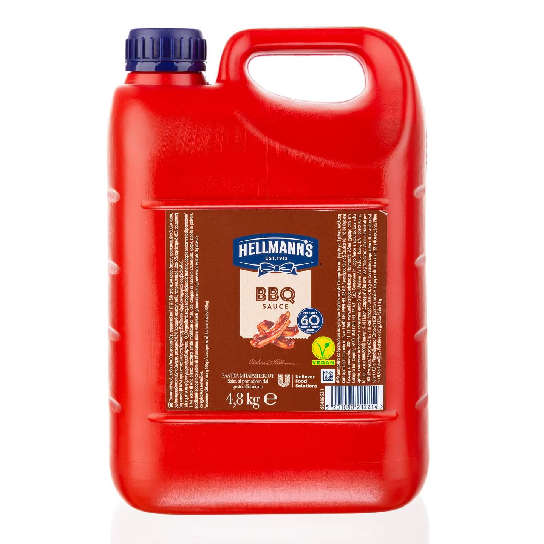 HELLMANS BBQ sauce