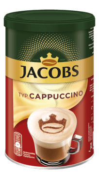 JACOBS typ cappuccino