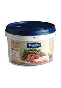 HELLMANS mustard basilico