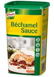 KNORR bechamel sauce