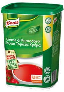 KNORR soupa tomata krema