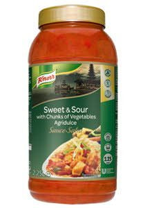 KNORR sweet sour sauce