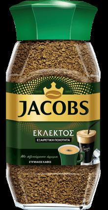 JACOBS instant eklektos 100g