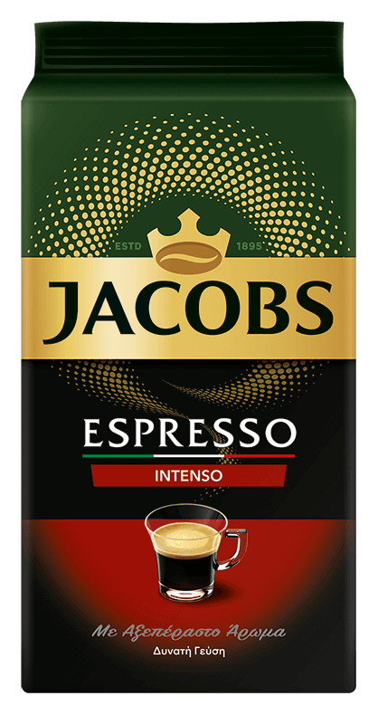 JACOBS espresso intenso 225g