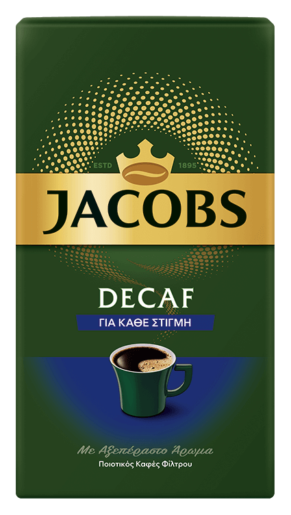 JACOBS decaf 250g