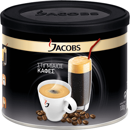 JACOBS instant 100g
