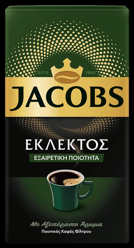 JACOBS eklektos 500g