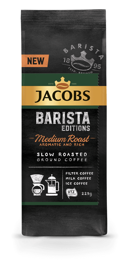 JACOBS bag medium roast 225g