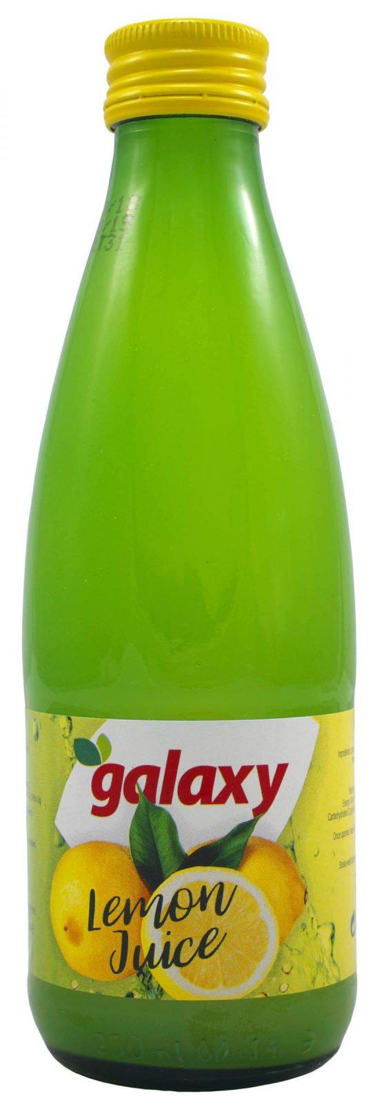 GALAXY lemon juice 250ml scaled