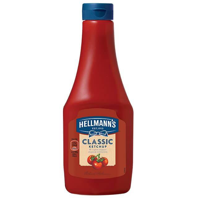 HELLMANS classic ketchup