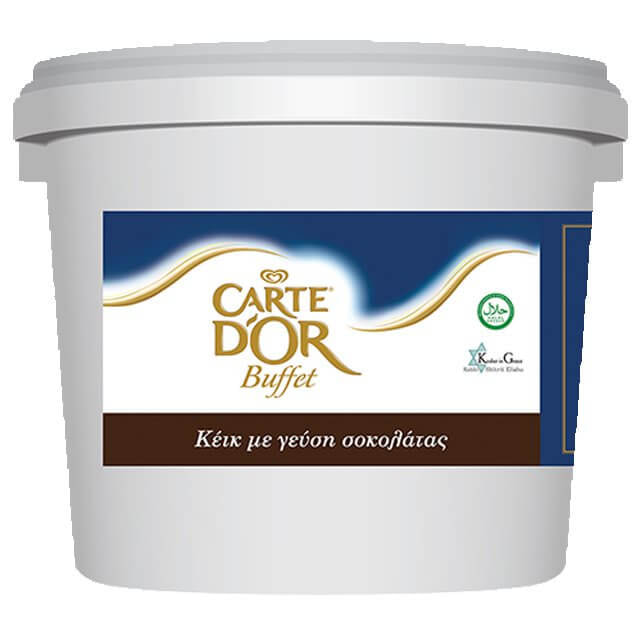 CARTE D OR buffet cake sokolata 5kg