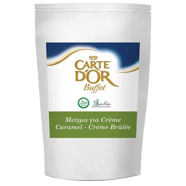 CARTE D OR buffet meigma gia creme bruule 10kg