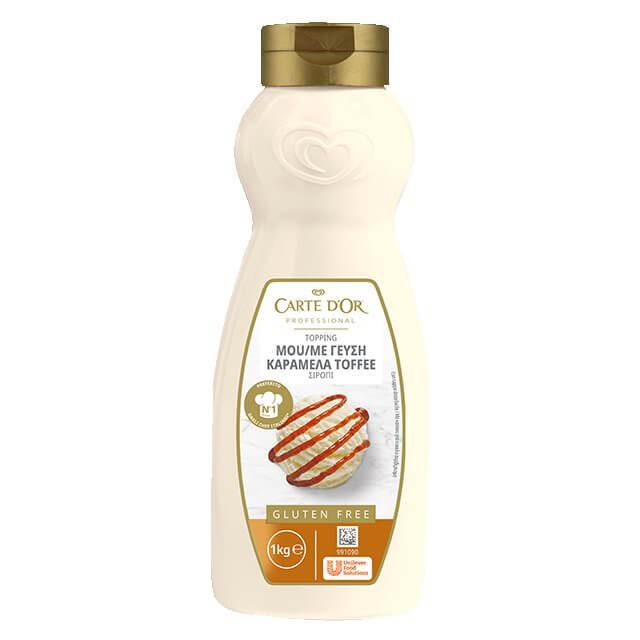 CARTE D OR siropi karamela toffee