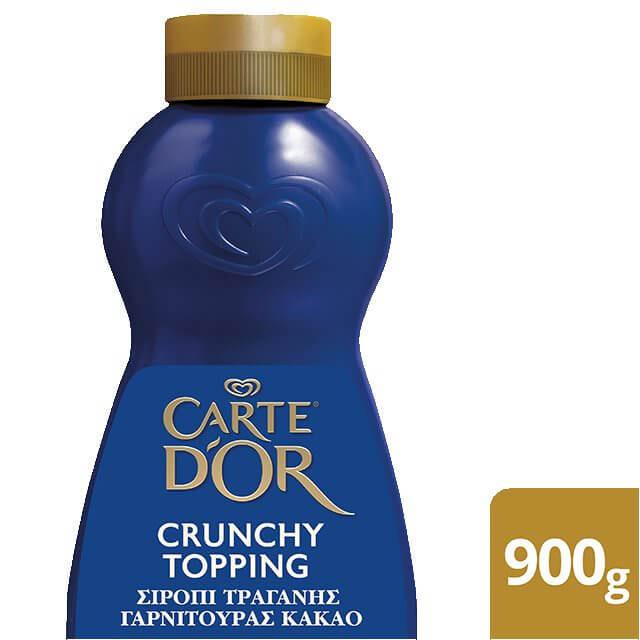 CARTE D OR siropi traganis garnitouras me geysi kakao