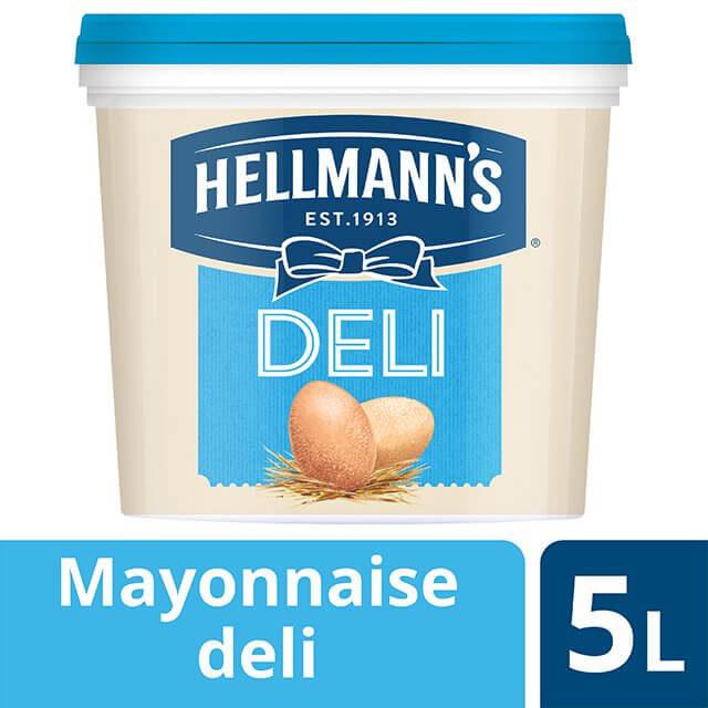 HELLMANS mayonnaise deli
