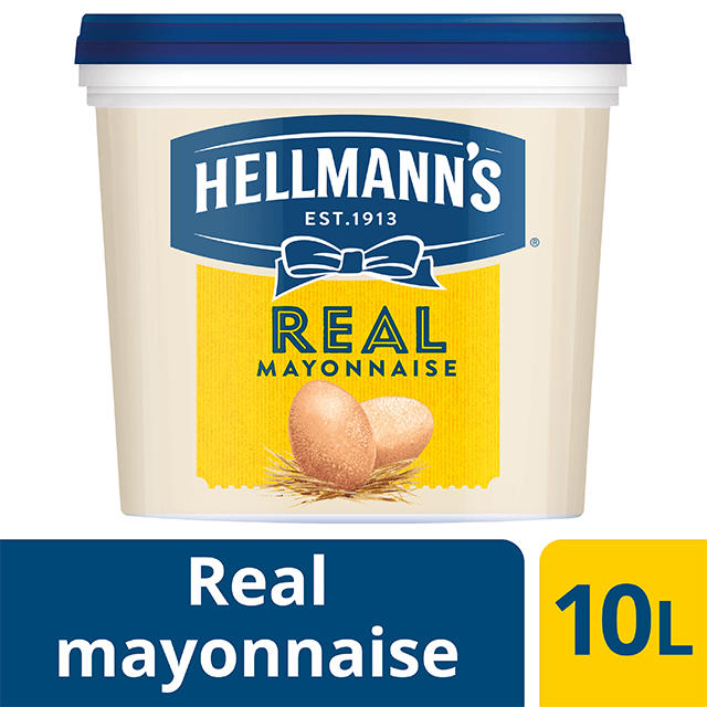 HELLMANS real mayonnaise 10lt