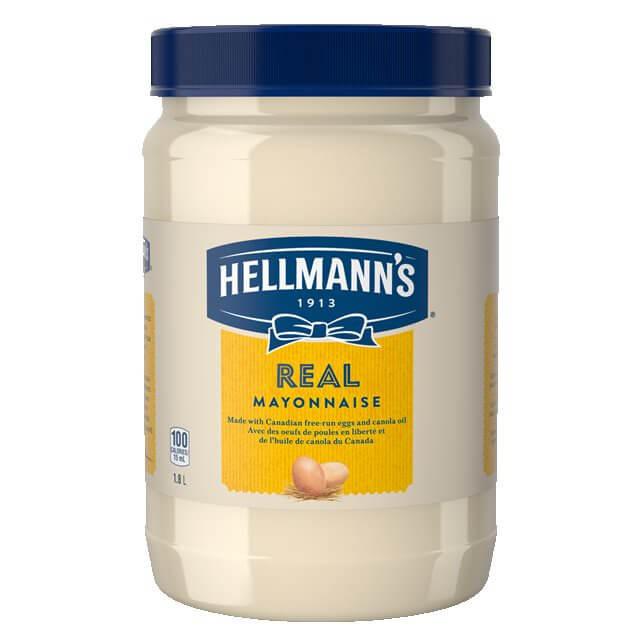 HELLMANS real mayonnaise 2lt