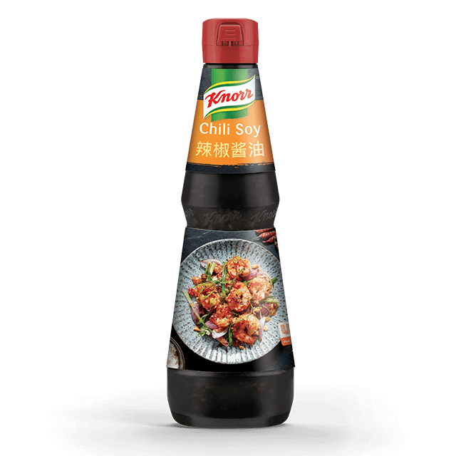 KNORR chili soy