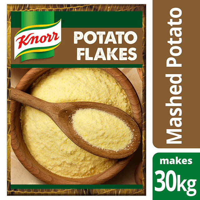 KNORR mashed potatoes