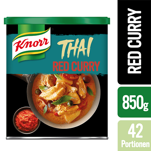 KNORR red curry