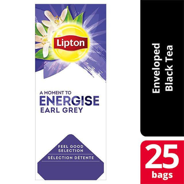 LIPTON fakelakia earl grey