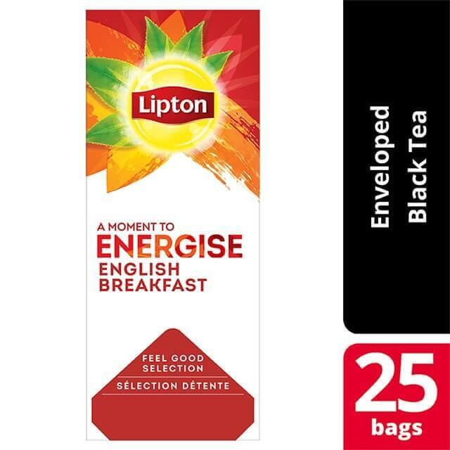 LIPTON fakelakia english breakfast