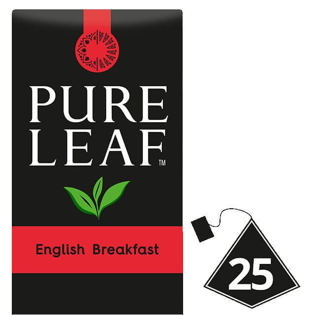 PURE LEAFE english breakfast