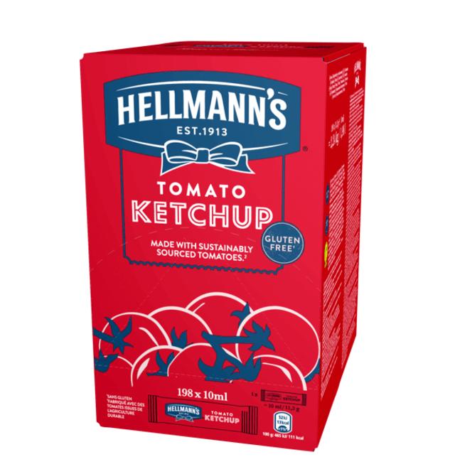 HELLMANS atomika ketchup