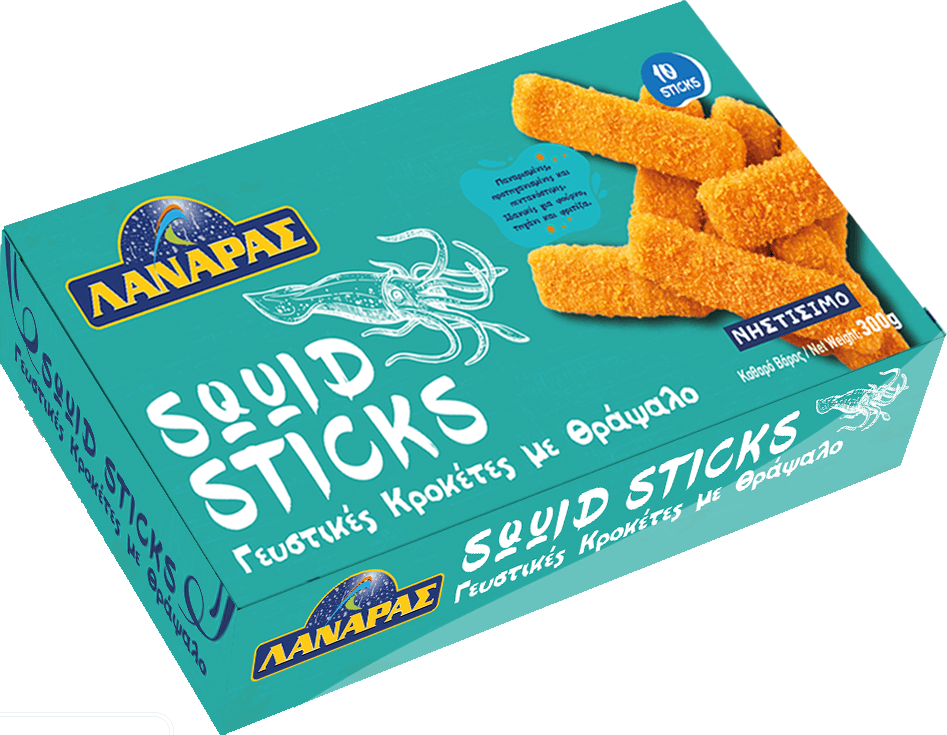 LANARAS squid stick